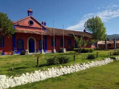 ex hacienda de apulco, hidalgo
