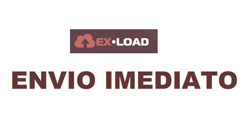 ex-load premium 10 dias - envio automático e imediato
