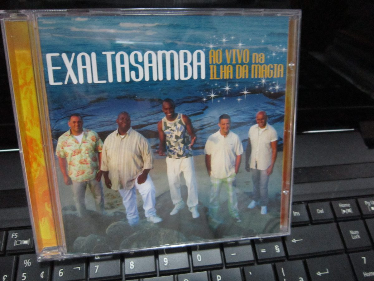 cd exaltasamba 2009 para