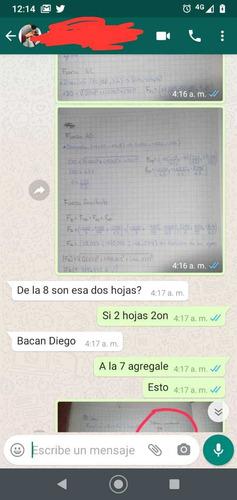 examenes via whatsapp