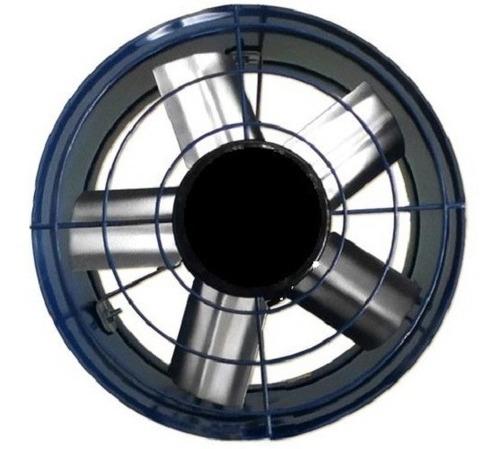 exaustor axial  30 cm monofásico - vc300m4-al - ip44