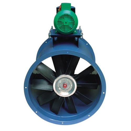 exaustor axial transmissão 60cm monofásico - vc600mtr