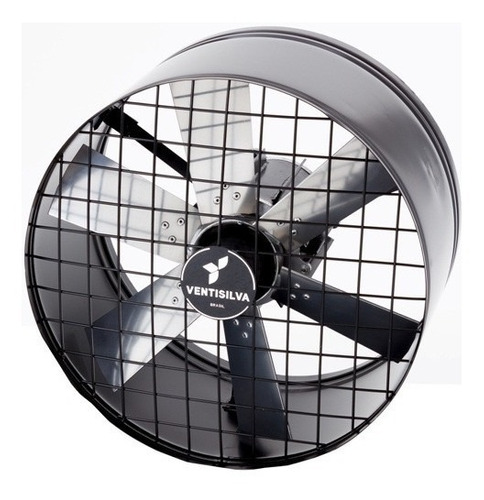 exaustor e50t4 / ventilador ventisilva 50 cm 220-380v