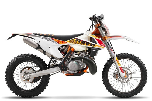 exc 250 six days ktm motos