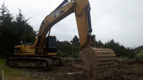 excabadora 330 b caterpillar