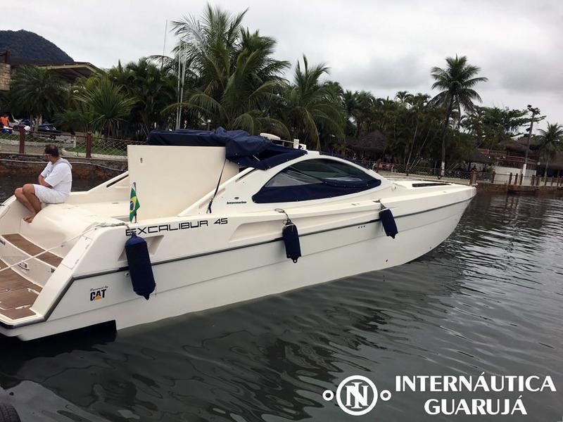 excalibur 45 1995 cougar magnum scarab offshore superboats