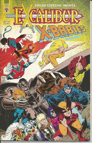 excalibur e x-babies ed especial abril - bonellihq cx64 f19