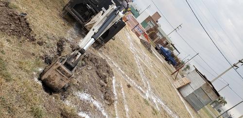excavacion de piletas y cimientos