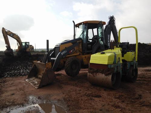 excavacion tajamares movimientos de suelo canchas de futbol