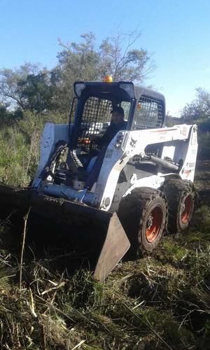excavaciones alquiler de máquinas viales mov. de suelos