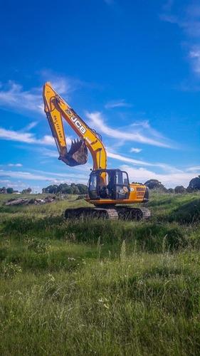 excavaciones demoliciones tajamares represas canalizaciones