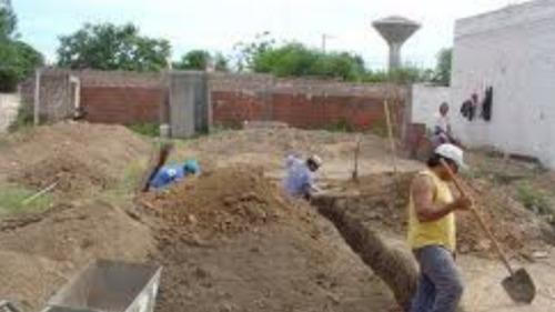excavaciones manuales