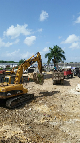 excavaciones movimiento de tierra