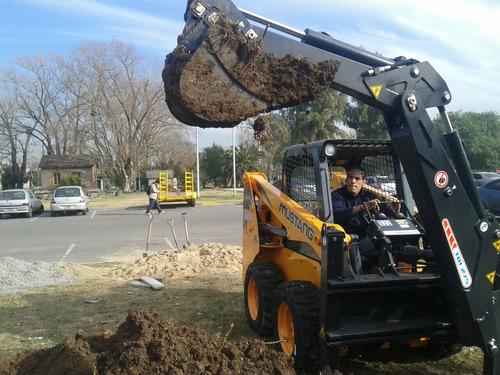 excavaciones zangeos