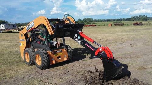 excavador standard pecarí - accesorio para minicargador