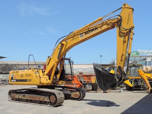 excavadora 22 toneladas usada año 2013 ( no incluye iva)