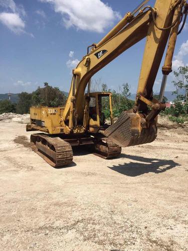 excavadora 235 c caterpillar