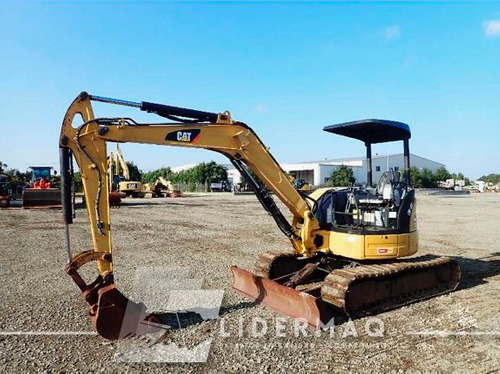 excavadora 305cr cat 2005