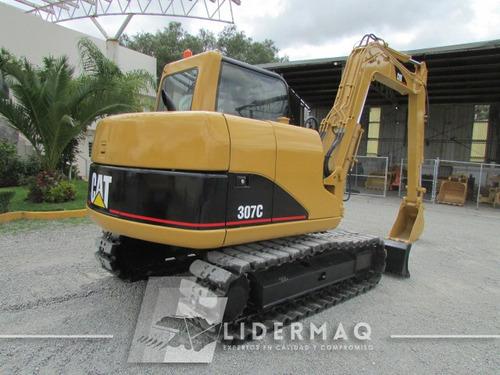 excavadora 307csb cat 2006