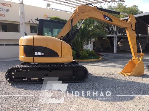 excavadora 308dcr caterpillar 2012