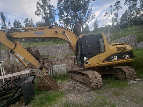 excavadora 315cl