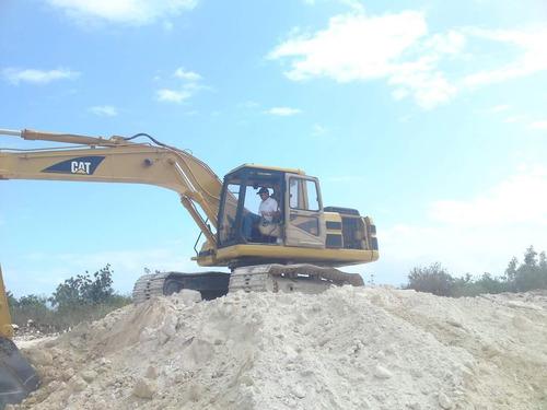 excavadora 320 bl