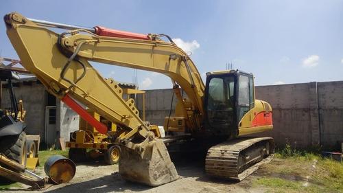 excavadora 320 cl