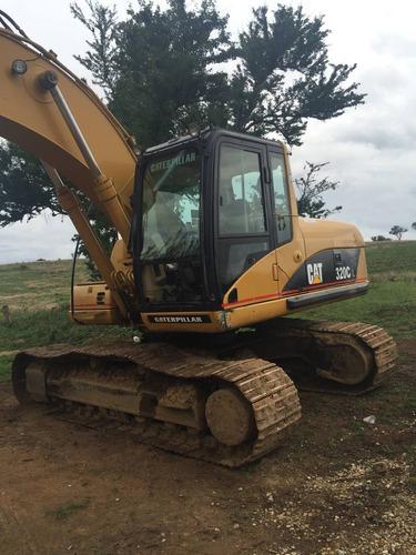 excavadora 320 cl cat 2003 kit para martillo