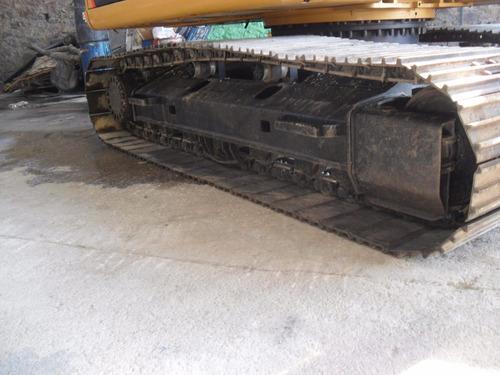 excavadora 320d 2008 con kit para martillo