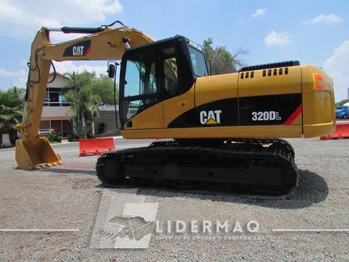 excavadora 320d caterpillar 2012 eco 3084