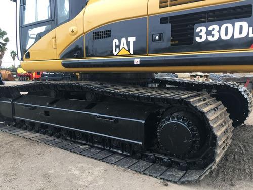 excavadora 330 d l  caterpillar 2006 lista para entrega