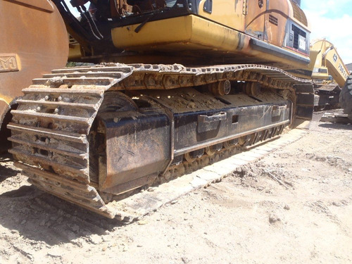 excavadora 330d cat. año 2007