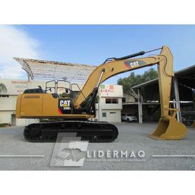 Excavadora 336el Cat 2012 Eco3055