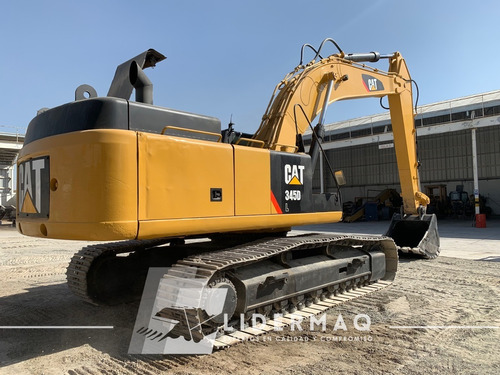 excavadora 345 dl caterpillar 2009