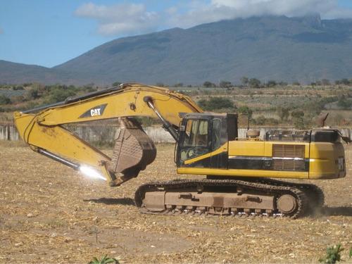 excavadora 345bl