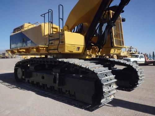 excavadora 375 caterpillar capacidad de 5.75 c.y  motor 3406