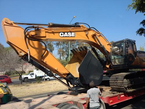excavadora case cx330 año 2006