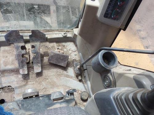 excavadora cat 307c año 2005