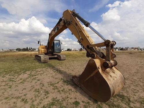 excavadora cat 320 d