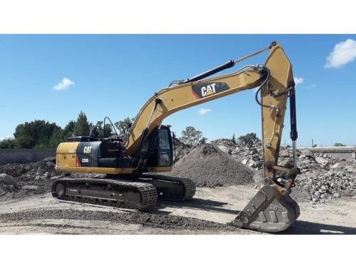 excavadora cat 3202l. año 2015 con 10.000 horas  maquinasjm