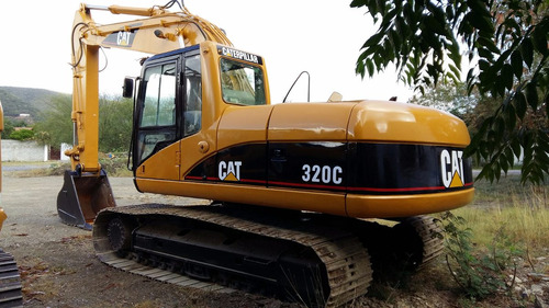 excavadora cat 320cl 2005 con kit