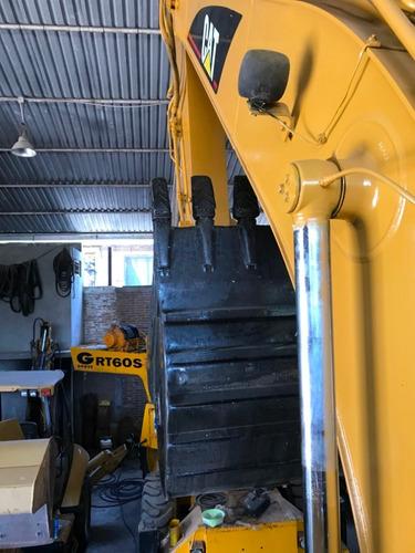 excavadora cat 320cl 2006 kit para martillo a/c excelente