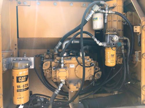 excavadora cat 320d 2012 kit hid,5000hrs, recien importada