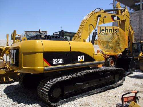 excavadora cat 325dl 2008 y 325cl 2005 recien importadas