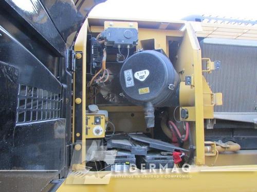 excavadora cat  329dlme año 2013  eco 3097