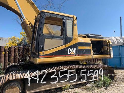 excavadora cat 330 modelo usado s/motor