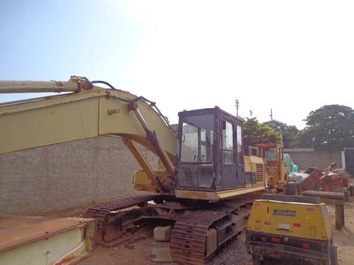 excavadora cat  e 200 b