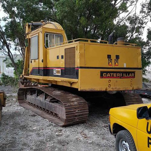 excavadora caterpillar 225