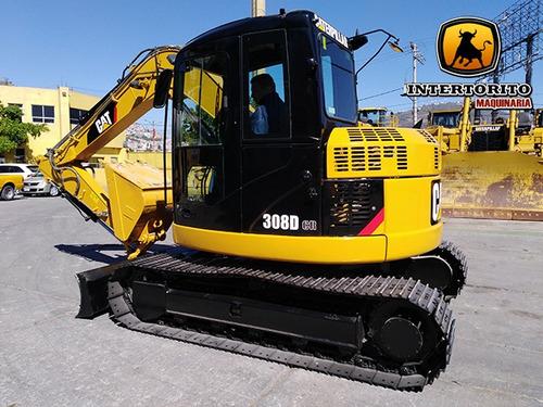 excavadora caterpillar 308dcr 2011 cat 307cl cat311dl