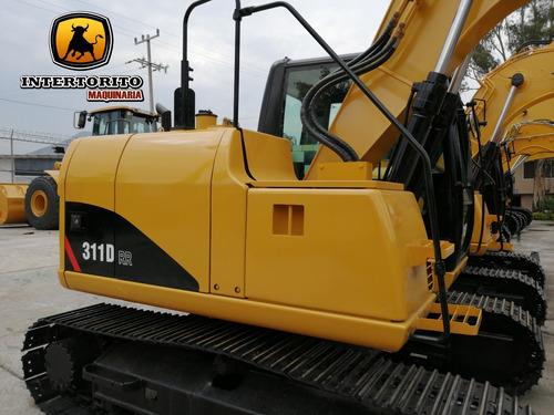 excavadora caterpillar 311drr 2013 cat 312cl cat313d